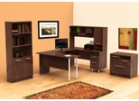 Aero Lite Home Office Furniture Set 3 - Nexera Furniture - 400168
