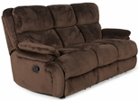 Affinity ll Reclining Sofa in Chocolate - 355255600918