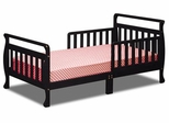 AFG Baby Anna Toddler Bed Black