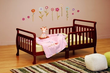 AFG Baby Anna Toddler Bed Cherry