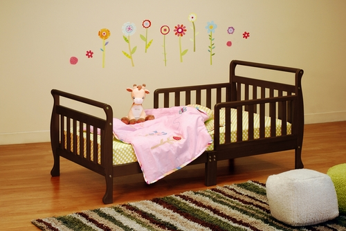 AFG Baby Anna Toddler Bed Espresso
