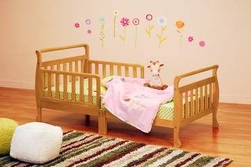 AFG Baby Anna Toddler Bed Natural