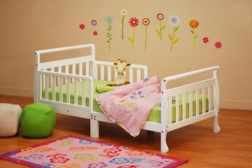 AFG Baby Anna Toddler Bed White