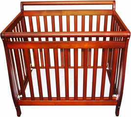 AFG Baby Mini Amy Crib Cherry
