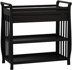 AFG Baby Nadia Changing Table Black