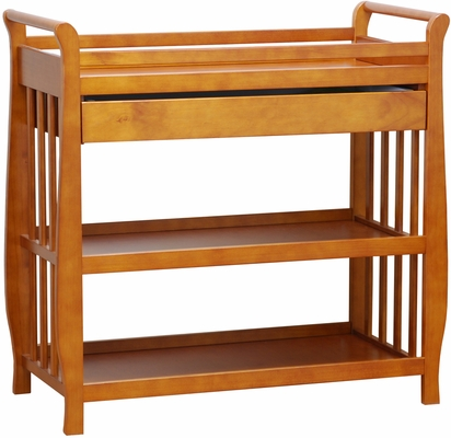 AFG Baby Nadia Changing Table Pecan