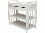 AFG Baby Nadia Changing Table White