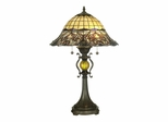 Agostino Table Lamp - Dale Tiffany