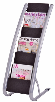 Alba Designed Floor Literature Display 6 Levels