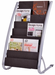 Alba Designed Floor Literature Display 8 Levels
