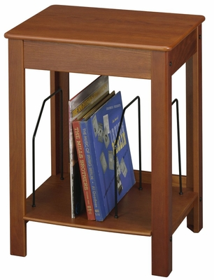 Album Storage / Turntable Stand - ST48 Stand - Paprika - Crosley - ST48-PA