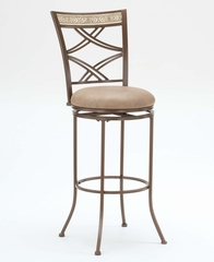 Alcoma Swivel Bar Stool - Hillsdale Furniture - 4728-830