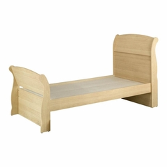 Alegria Twin Size Sleigh Bed - Nexera Furniture