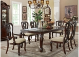 Alexander 7-Piece Dining Table Set in Cherry - 104141