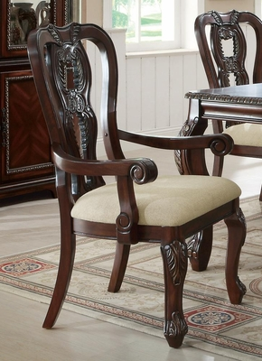 Alexander Traditional Arm Chair - Set of 2 - 104143