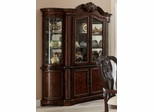 Alexander Traditional China Cabinet in Cherry - 104144