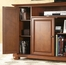 "Alexandria 60"" TV Stand in Classic Cherry Finish - Crosley Furniture - KF10001ACH"
