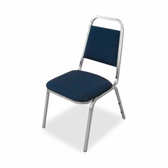 All-Purpose Stack Chairs - Blue 4 Count- LLR62510