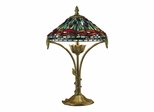 Allegheny Tiffany Table Lamp - Dale Tiffany