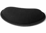 Allsop Black Memory Foam Wrist Rest Small