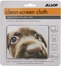 Allsop CleanScreen Cloth - Chocolate Lab Optical-Grade Microfiber
