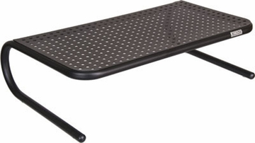 Allsop Metal Art Monitor Stand Black
