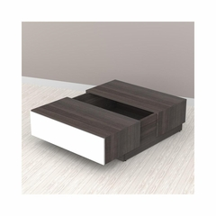 Allure Coffee Table with Hidden Storage - Nexera Furniture