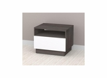 Allure End Table - 1 Drawer - Nexera Furniture
