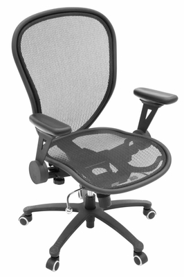 Allure Mesh Task Chair - 5500BK