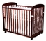 Alpha Mini Rocking Crib - DaVinci Furniture - M0598