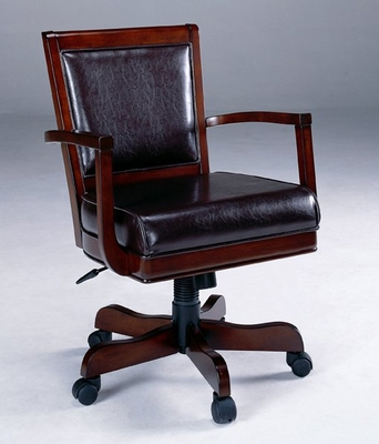 Ambassador Caster Game Chair - Hillsdale Furniture - 6124-801