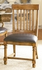 American Drew Americana Home Slat Back Side Chair - Set of 2 - 114-636
