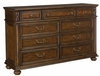 American Drew Barrington House Triple Dresser - 126-220