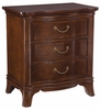 American Drew Cherry Grove New Generation 3 Drawer Nightstand - 091-420