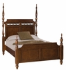 American Drew Cherry Grove New Generation Full Size Poster Bed - 091-323R