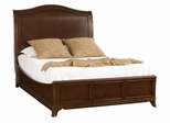 American Drew Cherry Grove New Generation Low Profile Queen Sleigh Bed - 091-313R