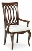 American Drew Cherry Grove New Generation Splat Back Arm Chair -  Set of 2 - 091-637