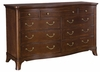 American Drew Cherry Grove New Generation Triple Dresser - 091-130