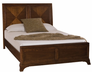 American Drew Essex Low Profile Queen Sleigh Bed - 104-304R