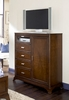 American Drew Essex Media / Accent Chest in Mink - 104-225