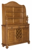 American Drew Grand Isle Buffet with Hutch - 079-830R