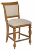 American Drew Grand Isle Counter Height Barstool - Set of 2 - 079-690