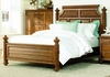 American Drew Grand Isle Queen Island Bed - 079-313NR