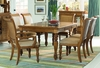 American Drew Grand Isle Rectangle Leg Table Dining Set with 6 Chairs - 079-760