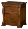 American Drew Laurel Springs 3 Drawer Nightstand - 216-420
