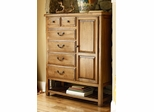 American Drew New River Man's Chest with 6 Drawers - 204-220