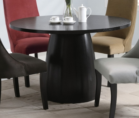 Amhurst Dining Table in Black - Coaster - 101590