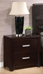 Andreas 2 Drawer Nightstand - 202472