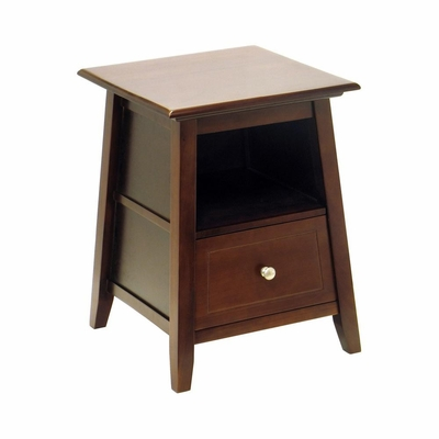 Angolo End / Night Table - Winsome Trading - 94621