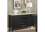 Anisa Dining Server with Wine Rack - 102775